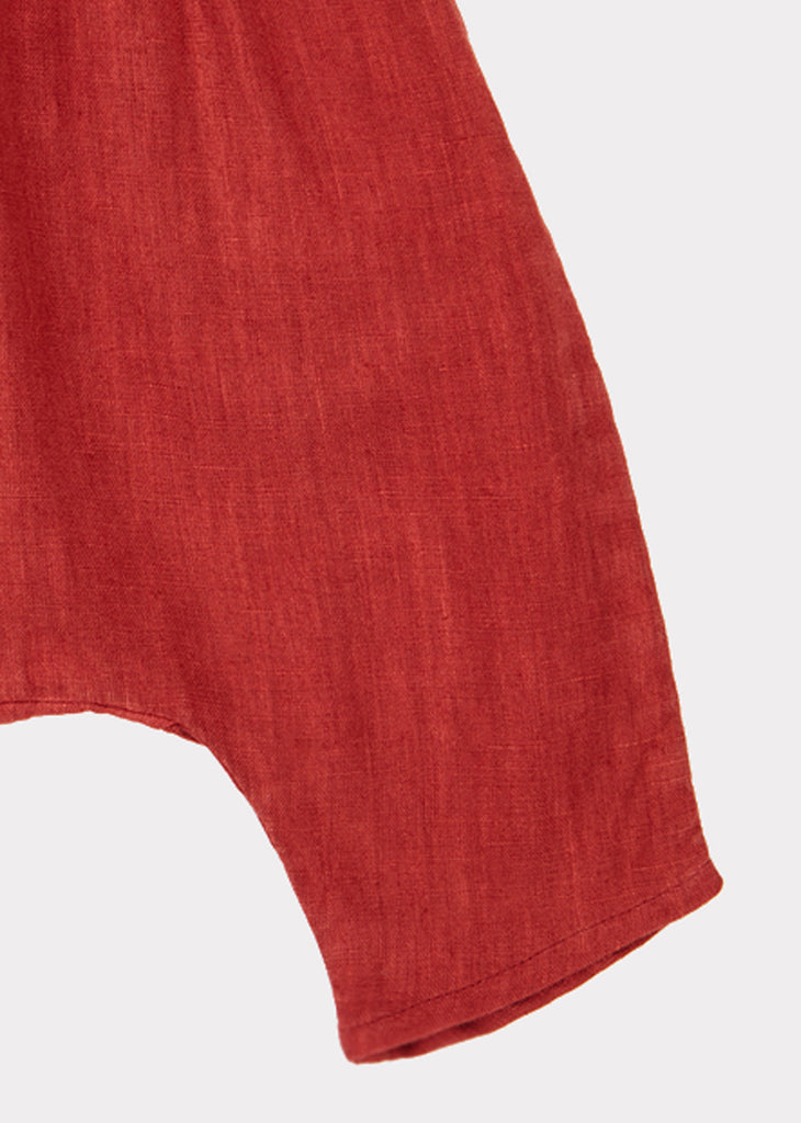 ALDGATE BABY TROUSERS, PAPRIKA