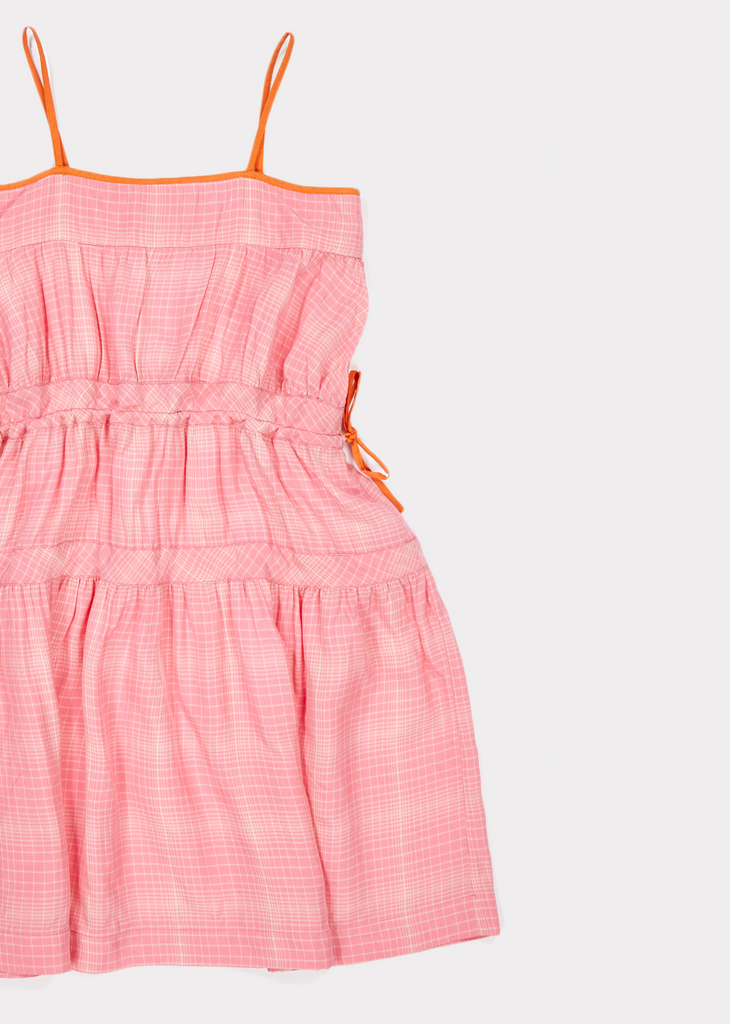 ALYSSUM DRESS,PINK - Cemarose Children's Fashion Boutique