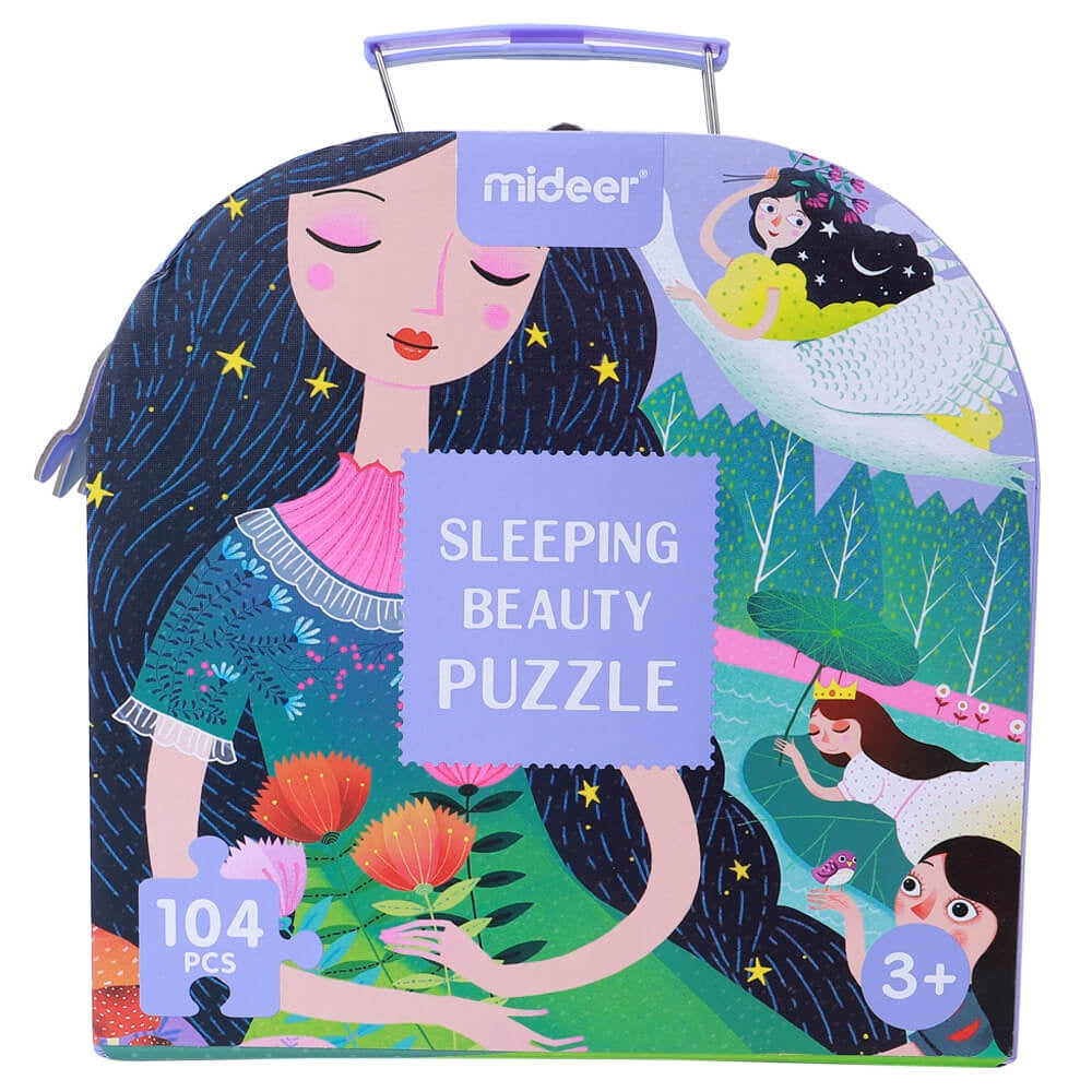 Puzzle-Sleeping beauty