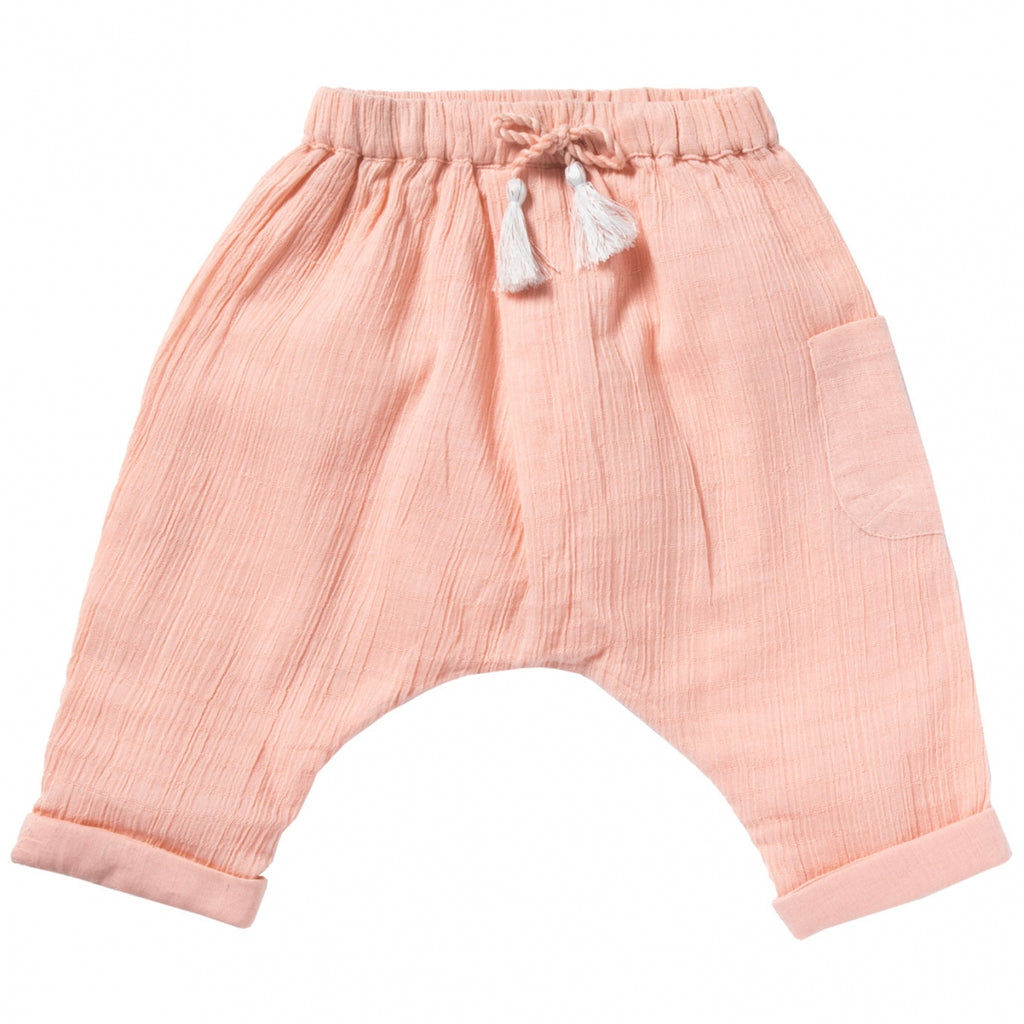 SS19-BABY, BESS-LIGHT PINK - Cemarose Children's Fashion Boutique