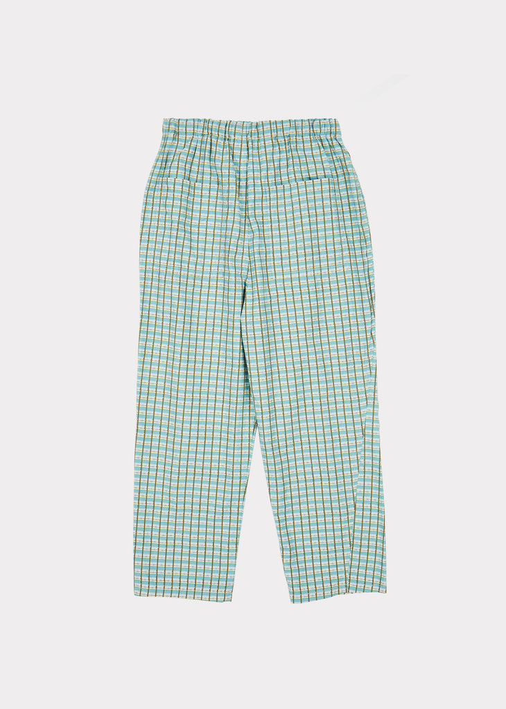 CHELSEA TROUSERS, TOURMALINE PAINTED CHECK