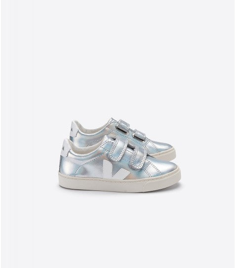KID ESPLAR VELCRO LEATHER UNICORN WHITE