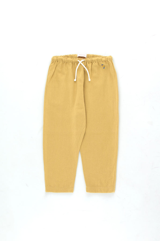 SOLID BABY PANT sand