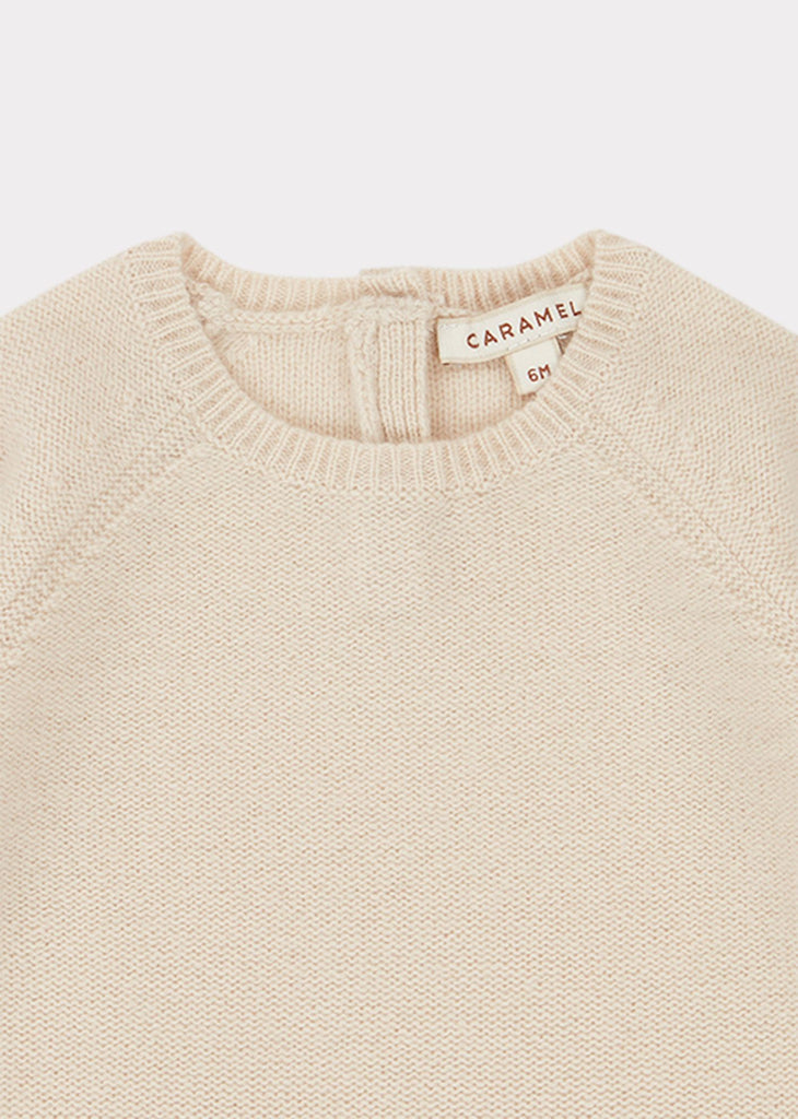 JAY BABY JUMPER,CREAM