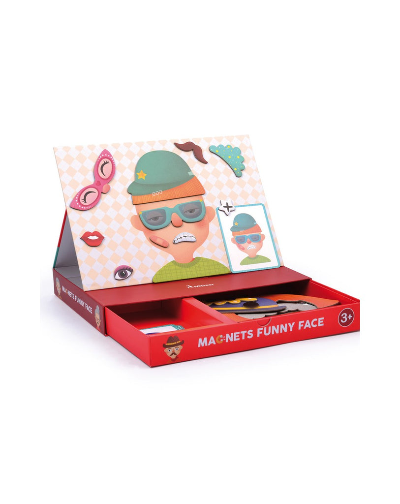 magnet funny face - Cemarose Children's Fashion Boutique