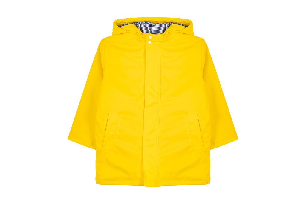 OILSKIN, YELLOW