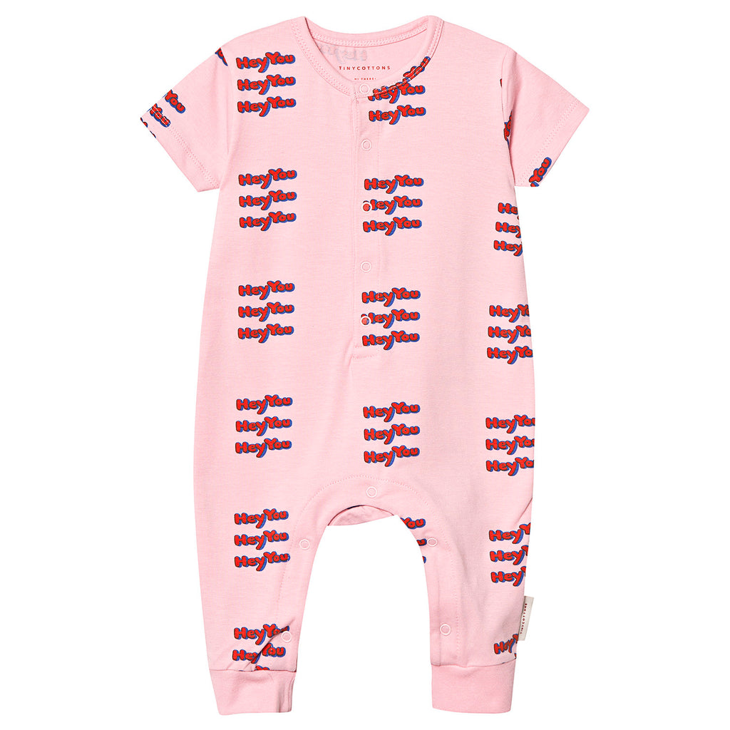 SS19-HEY YOU,SS ONE-PIECE pink/red - Cemarose Children's Fashion Boutique