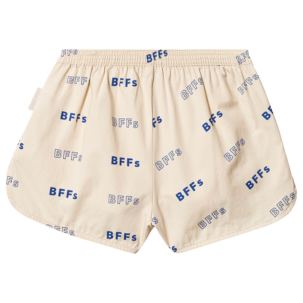 SS19-BFFs,SHORT cream/ultramarine - Cemarose Children's Fashion Boutique