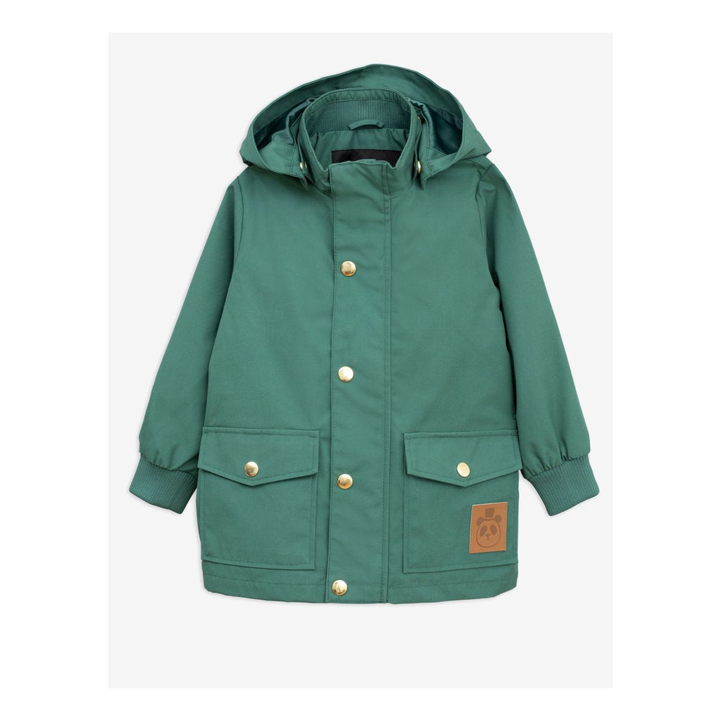 Pico jacket, green - Cemarose Children's Fashion Boutique