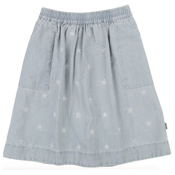 19SS-JUPE DENIM - Cemarose Children's Fashion Boutique