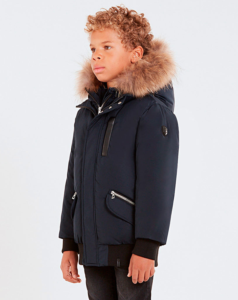 stephan mini, navy - Cemarose Children's Fashion Boutique
