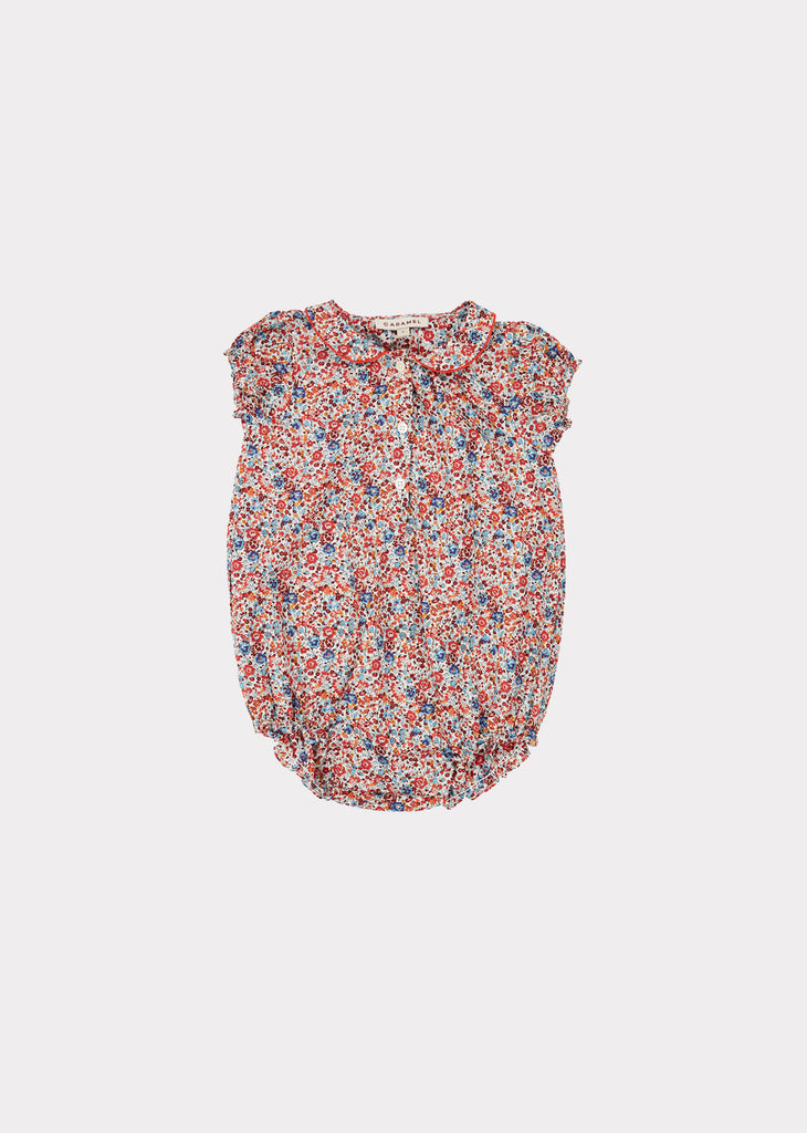 TWICKENHAM BABY ROMPER, EMMA AND GEORGINA - Cemarose Children's Fashion Boutique