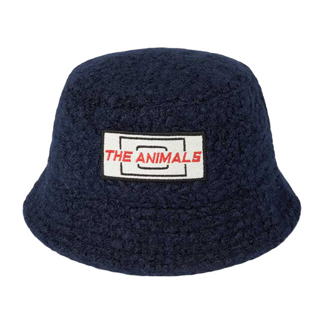 STARFISH KIDS HAT-BLUE ANIMALS