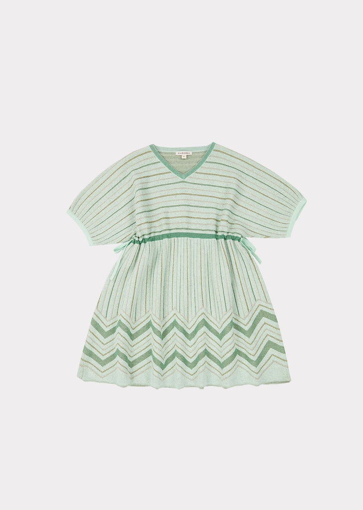 JELLYFISH DRESS,MINT