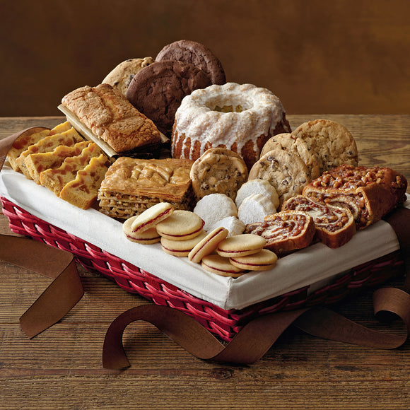 Nilda's Dessert Assorted Cookies Gift Baskets
