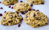 Cranberry Walnut Oatmeal Cookie 3.7OZ