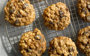 Oatmeal Raisin Cookie 3.7OZ