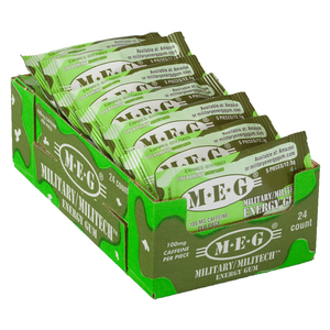 Spearmint Case | 12 Trays of 24 Packs