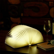 Load image into Gallery viewer, Beautiful Book Lamp