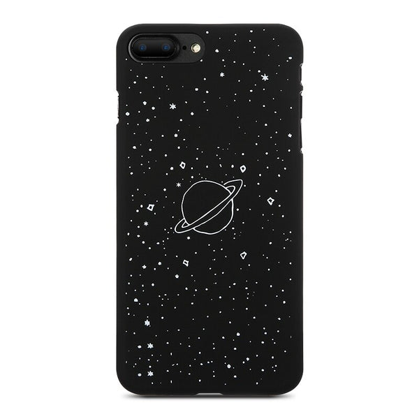 Planets and Stars on Blackboard Phone Case!