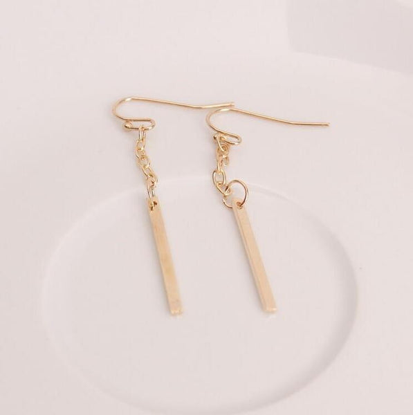 Victoria Long Earrings
