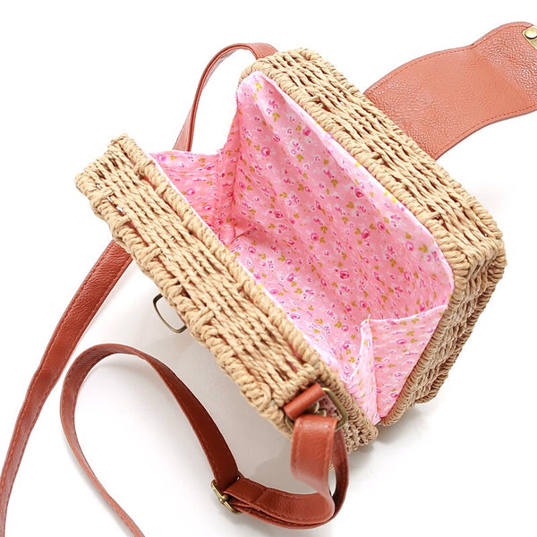 Luxury Beach Shoulder Bag