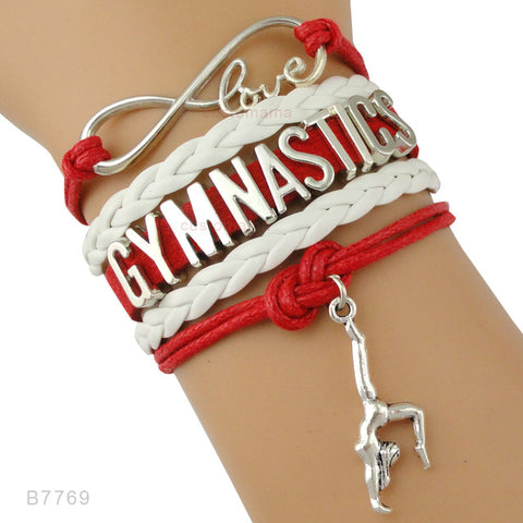 Gymnastics Fashion Bracelet