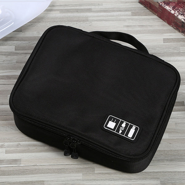 Multi-Function Portable Storage Travel Organizer