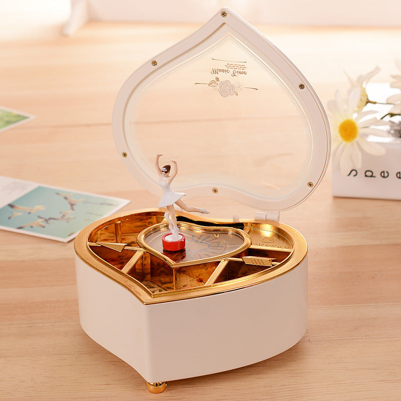 Dancing Ballerina Jewelry Music Box