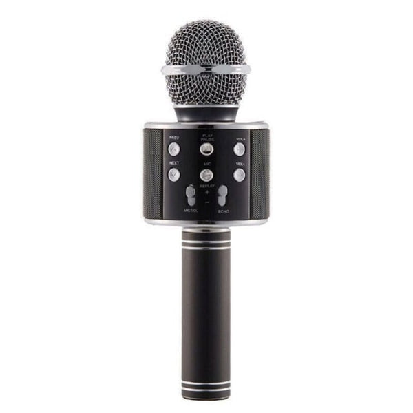 Luxurious Bluetooth Karaoke Microphone