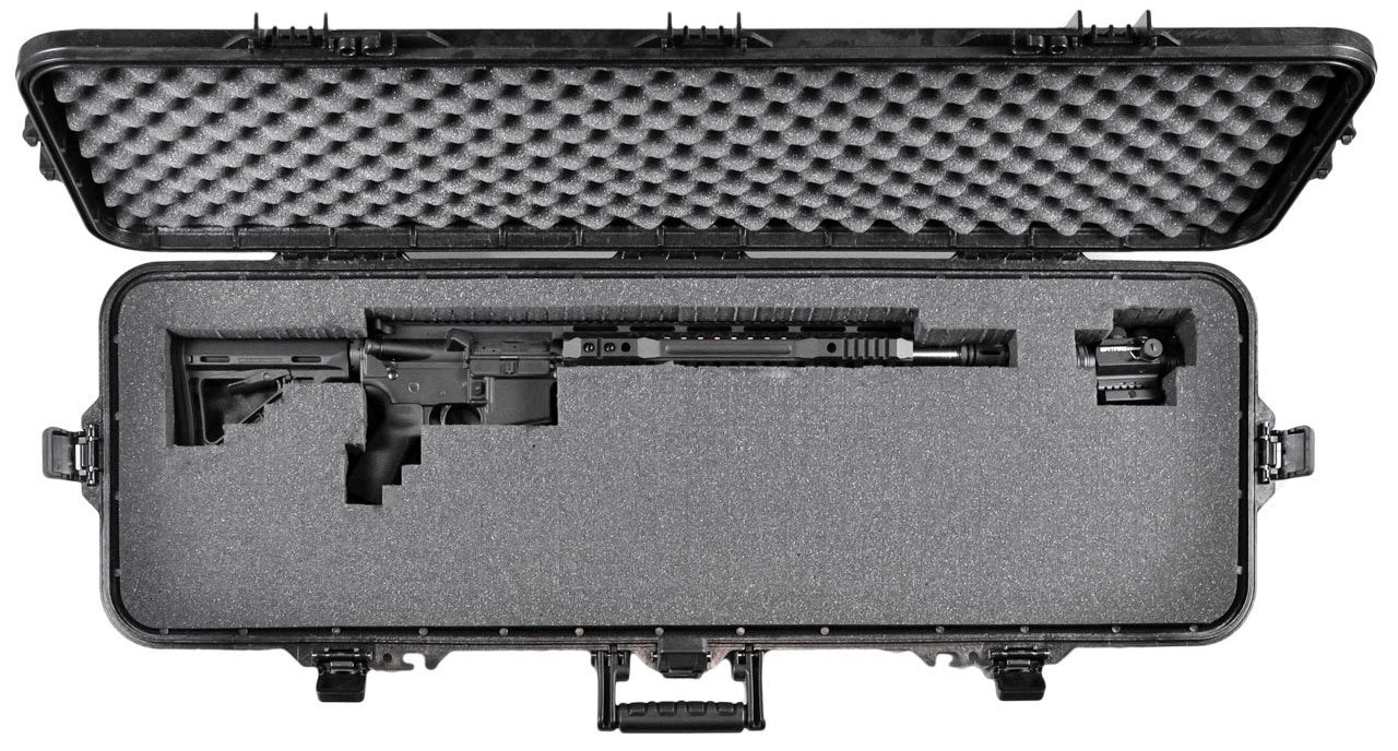 AR-15 Lower Receiver - Rifle Case