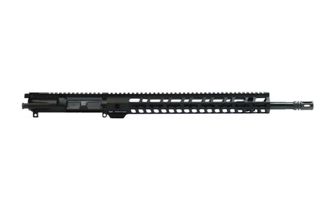 "223 WYLDE (18"" Barrel & 15"" M-Lok Handguard) AR-15 Upper Assembly - AR-15 Lower Receivers"