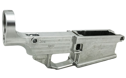 Raw .308 80% Lowers Billet Fire/Safe Engraved (1-Count) - AR-15 Lower Receivers
