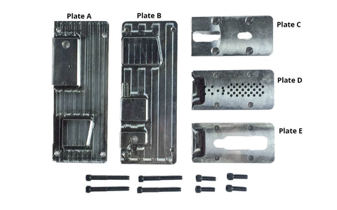 80% Lower Receiver Jig (Drill Press) Replacement Parts - AR-15 Lower Receivers