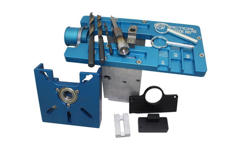 5D Tactical Router Jig PRO with Tooling (for AR-15 / AR-10 / AR-9) - AR-15 Lower Receivers