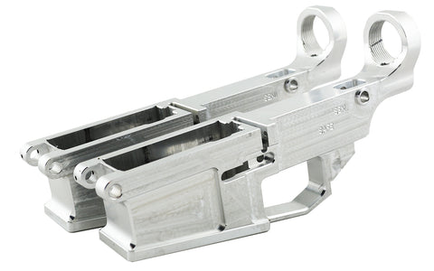 Raw .308 80% Lowers  Billet Fire/Safe Engraved (2-Count) - AR-15 Lower Receivers