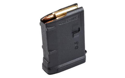 PMAG 10 Round 5.56 Magazine, AR-15, Black, Magpul - AR-15 Lower Receivers