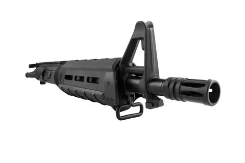 "5.56 NATO (10.5"" Barrel & MOE Handguard) AR 15 Pistol Upper - AR-15 Lower Receivers"