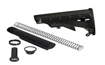 AR-15 Lower Parts Kit, Butt Stock and Buffer Tube Assembly - AR-15 Lower Receivers