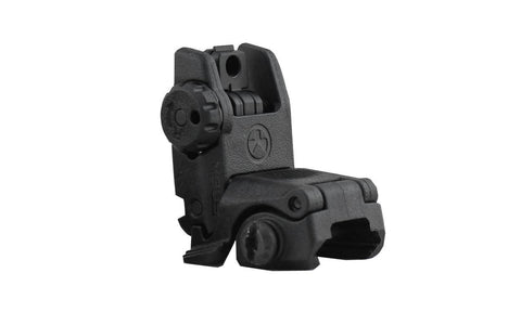 Magpul MBUS Rear Flip-Up Sight - AR-15 Lower Receivers