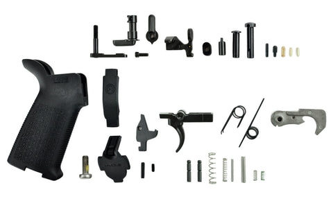 AR-15 / Premium Lower Parts Kit - AR-15 Lower Receivers