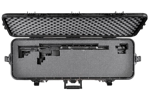 Black Rifle Case - AR-15 Lower Receivers