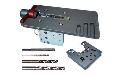 Easy Jig Gen 2 Multi Platform with Tooling (AR-9 / AR-15 / AR-10) - AR-15 Lower Receivers