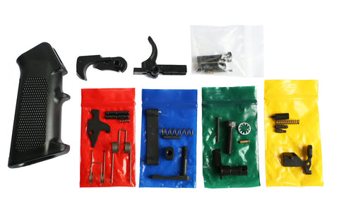 Lower Parts Kit (California Compliant) - AR-15 Lower Receivers