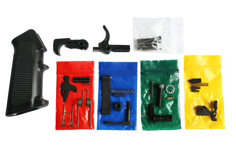 AR15 Lower Parts Kit - CMMG - AR-15 Lower Receivers