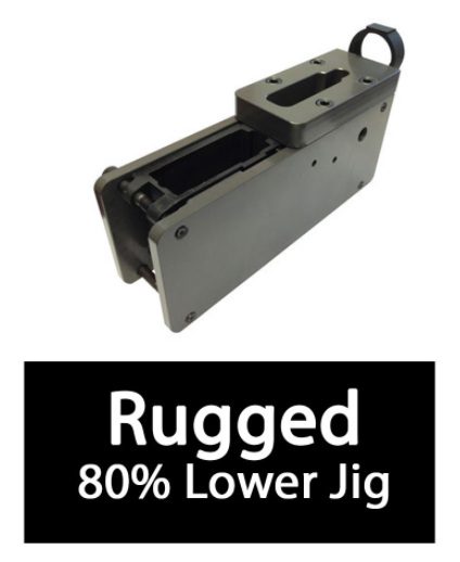 Rugged (Drill Press) for 80% Lower Receiver