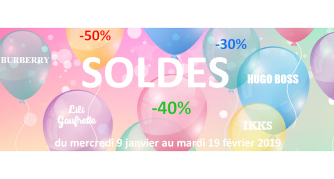 Nos Soldes So Chou, So Chic !