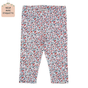 PAUL SMITH BABY Legging bébé fille imprimé Liberty 6 mois