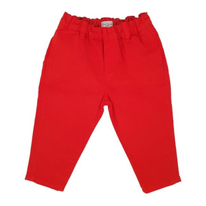 PAUL SMITH BABY Pantalon bébé garçon orange en coton 12 mois
