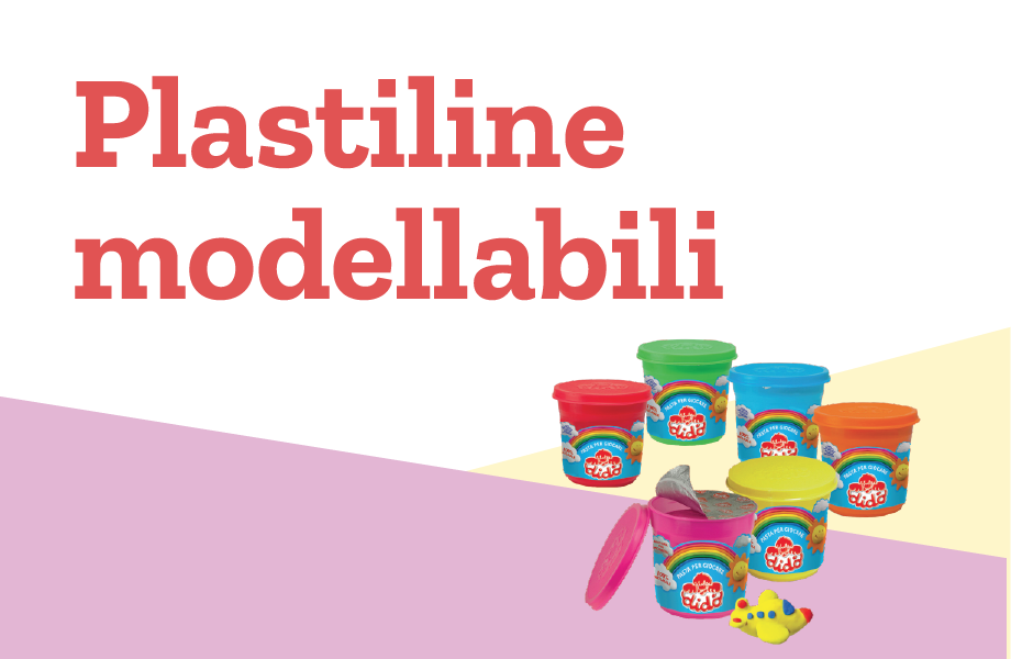 Plastiline Modellabili, Dido e Easy do, Dido